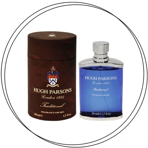 Hugh Parsons -  TRADITIONAL EdP