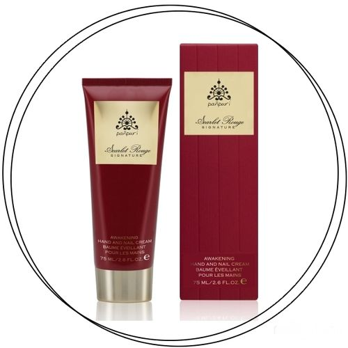 Panpuri - SCARLET ROUGE Hand & Nail Cream 75ml