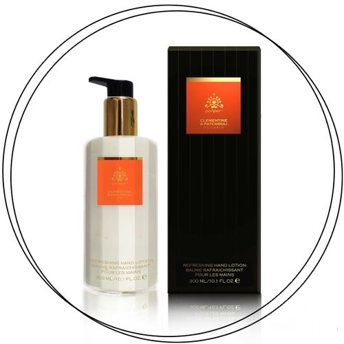 Panpuri - CLEMENTINE & PATCHOULI Hand Lotion 300ml