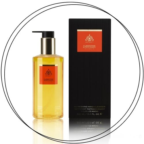 Panpuri - CLEMENTINE & PATCHOULI Hand Cleanser 300ml
