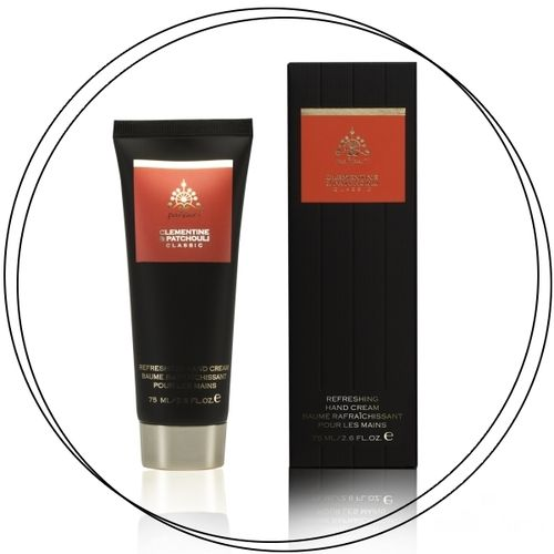 Panpuri - CLEMENTINE & PATCHOULI Hand Cream 75ml