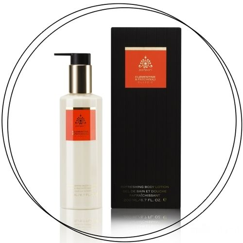 Panpuri - CLEMENTINE & PATCHOULI Body Lotion 200ml