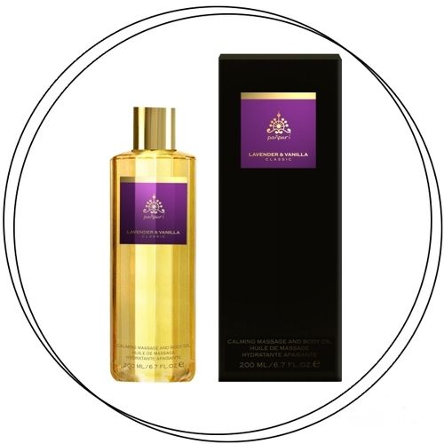 Panpuri - LAVENDER VANILLA Body Oil 200ml