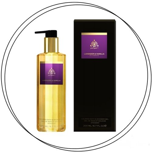 Panpuri - LAVENDER VANILLA Bath & Shower Gel 200ml