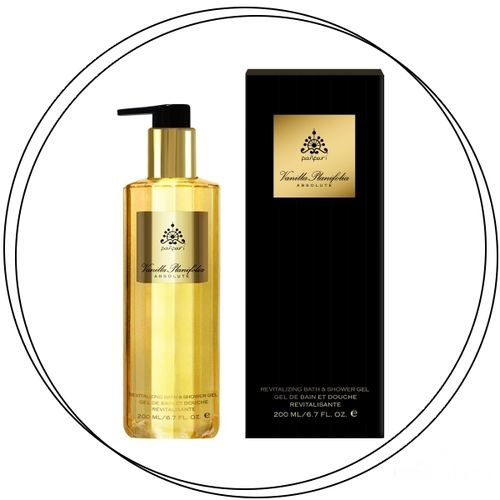 Panpuri - VANILLA PLANIFOLIA Bath & Shower Gel 200ml