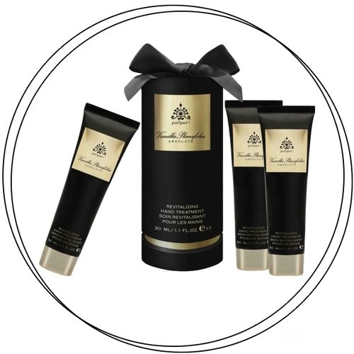 Panpuri - VANILLA PLANIFOLIA Hand Cream Set  3x30ml