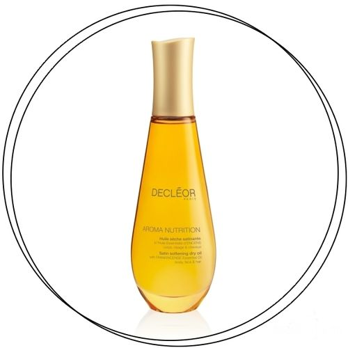 Decleor - AROMA NUTRITION Huile Seche Satinante 100ml