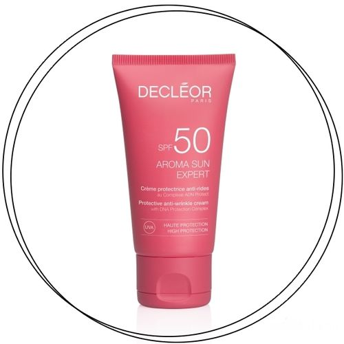 Decleor - AROMA SUN EXPERT Creme Protectrice Anti Rides SPF50 50ml