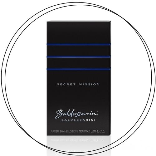 BALDESSARINI - Secret Mission Aftershave 90ml