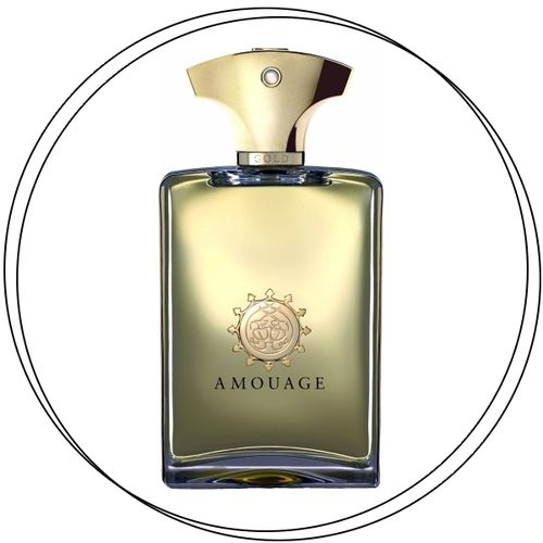Amouage - GOLD Man EdP 50ml