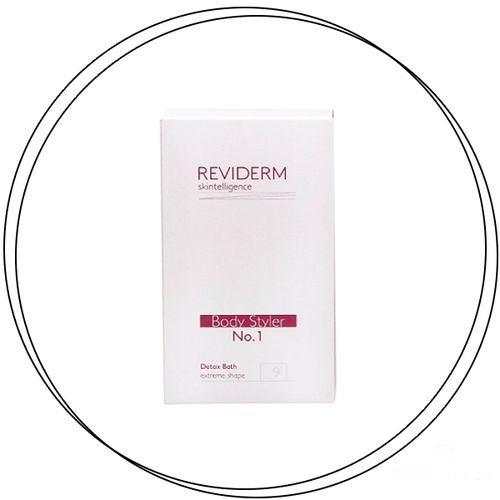 REVIDERM - Body Styler No. 1 Detox Bath 12x20g