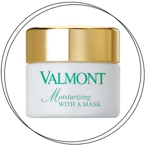 Valmont - MOISTURIZING WITH A MASK