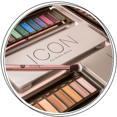 Absolute New York - ICON EYESHADOW PALETTE