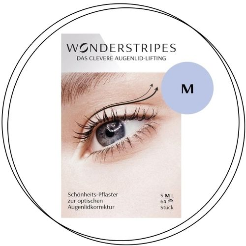 Wonderstripes Cosmetics - WONDERSTRIPES (M) 64Stück