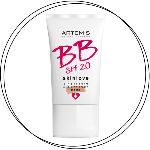 ARTEMIS - skinlove 4-IN-1 BB CREAM (DARK)