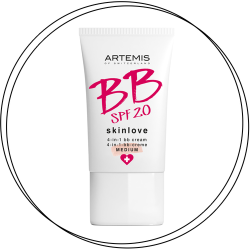 ARTEMIS - skinlove  4-IN-1 BB CREAM (MEDIUM) 30ml