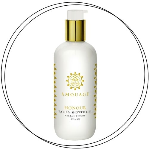 Amouage - HONOUR Woman Shower Gel 300ml