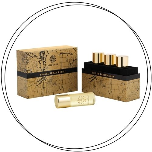 Amouage - REFLECTION Man Travel Spray 3x10ml