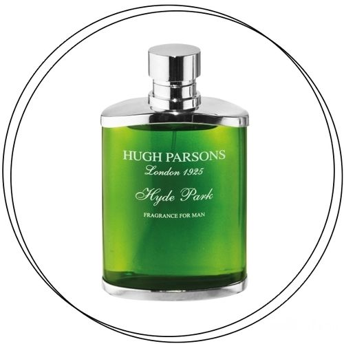 Hugh Parsons - HYDE PARK EdP 50ml