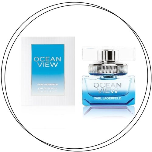 Karl Lagerfeld - OCEAN VIEW WOMEN EdP 25ml