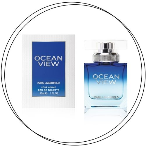 Karl Lagerfeld - OCEAN VIEW MEN EdT 30ml
