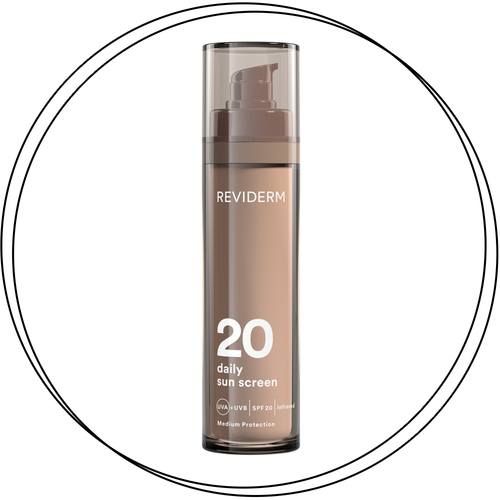 REVIDERM - daily sun screen SPF 20 [50ml]