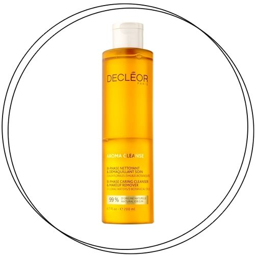 Decleor - AROMA CLEANSE Bi-Phase Nettoyant & Démaquillant 200ml