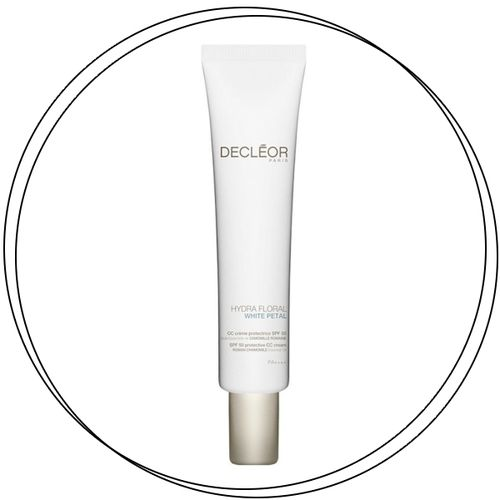 Decleor - HYDRA FLORAL White Petal CC Crème Protectrice SPF 50 40ml
